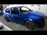 VolksWagen Jetta Mk4 Custom Coupe 4Motion R32 Twin Turbo Build Project