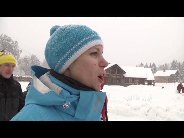 Зимние сельские спортивные игры Серпуховского района - 2018