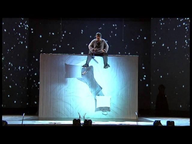 Vladimir Kudashev Rossini La Cenerentola 1 atto Don Magnifico Miei rampolli femminini