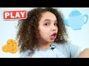 КУКУТИКИ PLAY Ладушки Песенка для детей играем и поем с Викой