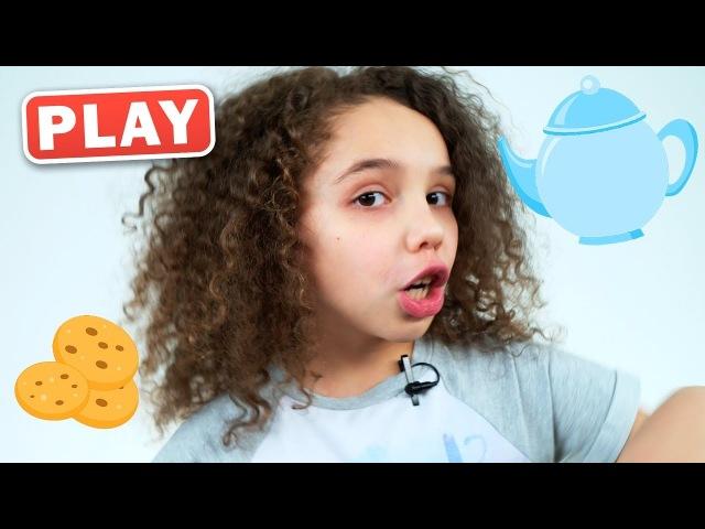 КУКУТИКИ PLAY - Ладушки - Песенка для детей - играем и поем с Викой