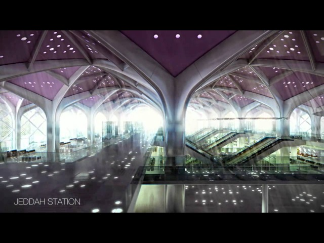 Haramain High Speed Rail [Foster Partners] - dbox