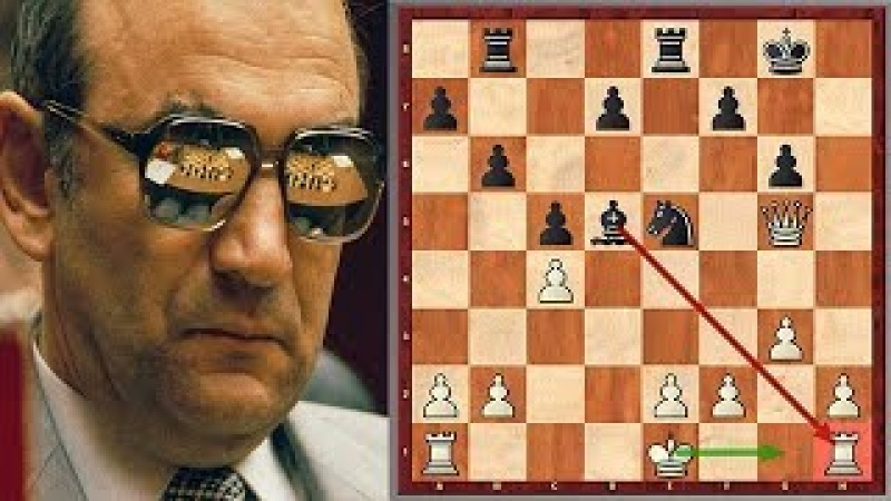 Lol! Korchnoi Asks The Arbiter Whether It's Legal To Castle Kingside