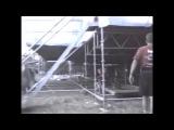 Драка между Napalm Death и Коррозией металла в 1994, Rock Summer, Таллин