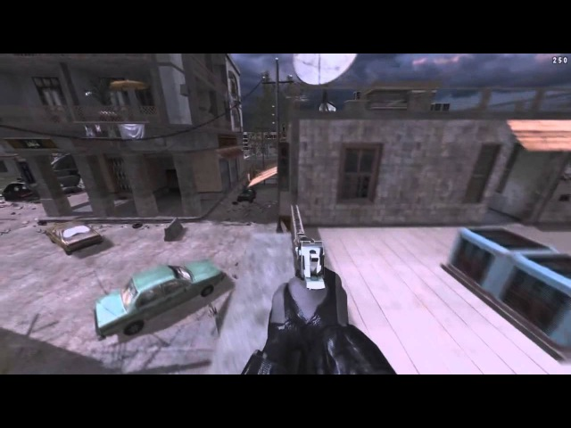 Crash Movement 4 (CoD4) (PC)