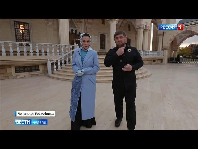 Вести недели Эфир от 26 11 2017 Когда враги тебя боятся это хорошо Кадыров назвал себя пожизне