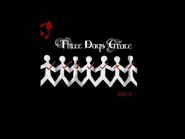 Three Days Grace - Animal I Have Become Vocals Only