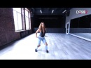 Dance2sense Anastasiia Kulik Pop Jazz tutorial First part
