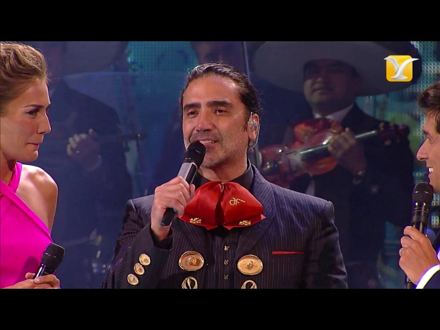 Alejandro Fernández Sin Tantita Pena Festival de Viña del Mar 2015