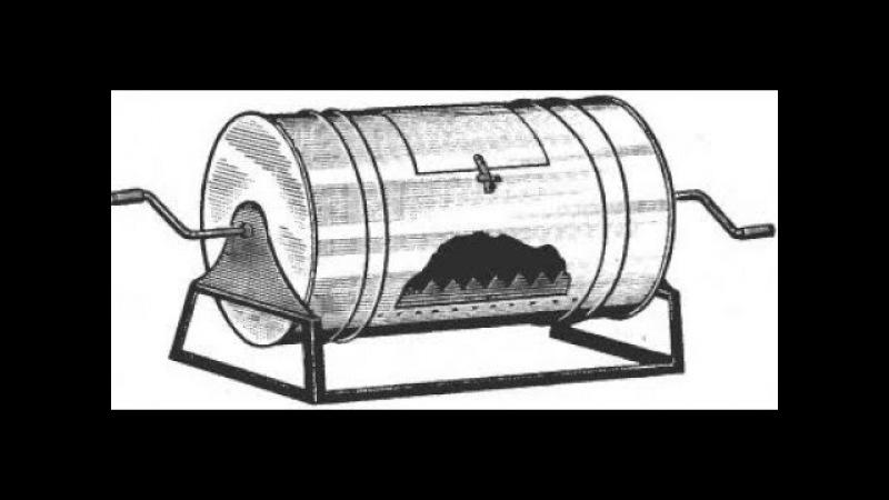 бетономешалка из хлама по дешману своими руками
