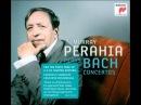 J.S. Bach - Keyboard Concerto No. 4, I. Allegro - Perahia - BWV 1055