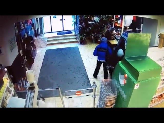 Розыск подозреваемой в грабежах