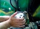 сопло водомёта с регулировкой поджатия струи (adjustable nozzle jet pump)
