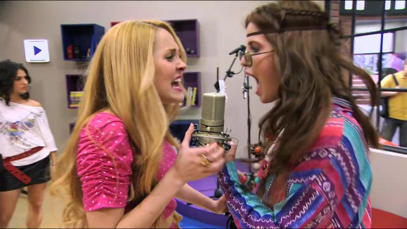 Violetta - Pojedynek Ludmiły i Camili. Odcinek 1. Oglądaj w Disney Channel