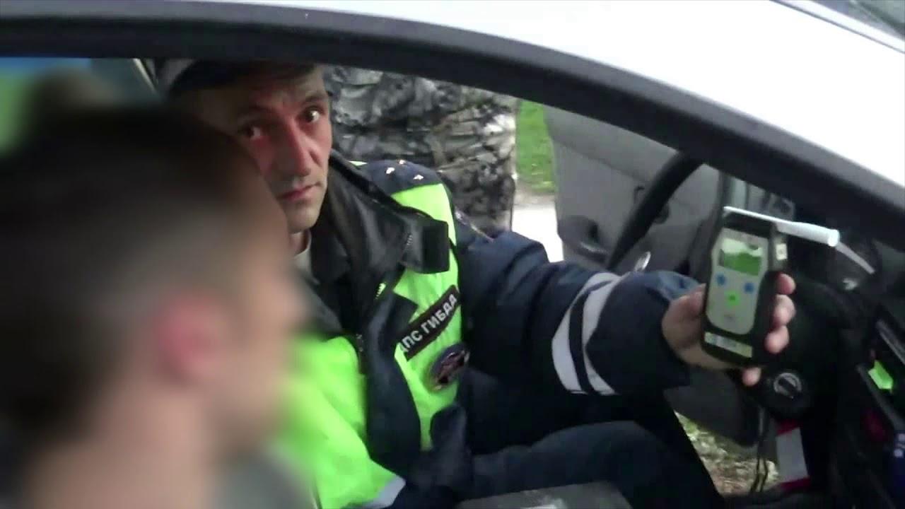Инспекторы начали ловить пьяных водителей на дорогах Зеленчукского и Урупского районов