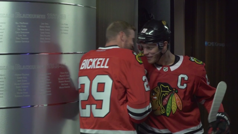 One More Shift: Brian Bickell