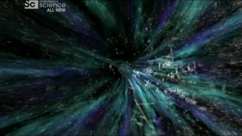 8 (s2) Путешествие сквозь черные дыры. Научная нефантастика: физика невозможного