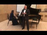 Концерт памяти М.И.Глинки. А.Пушкин.