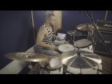 Vanilla Sky-Zvenit Yanvarskaya Vyuga-Звенит январская вьюга-drumcover