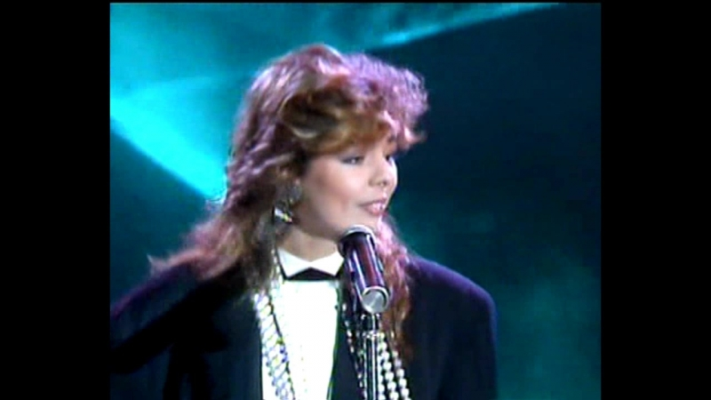 Sandra - Maria Magdalenа In the heat of the night (Buon Anno Musica 1985)
