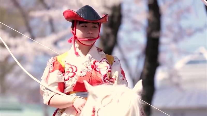 Koryu-Yabusame 流鏑馬