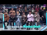 180210 @ Preview for I Can See Your Voice 5 with Wanna One