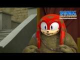 Sonic Boom/Соник Бум - 2 сезон - 33 серия - Легенда о Мохфуте