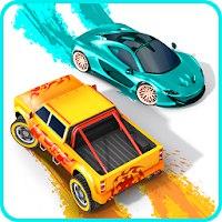 Splash Cars [Мод: много денег]
