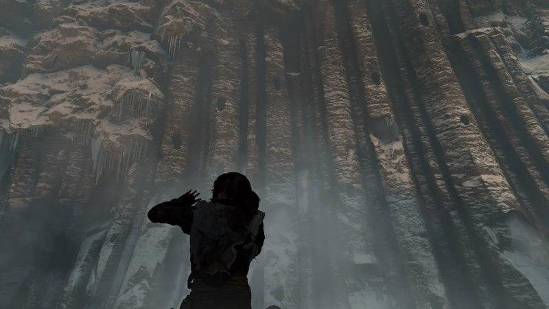 Rise of the Tomb Raider гробницы Советская база №2 Глаз Божий