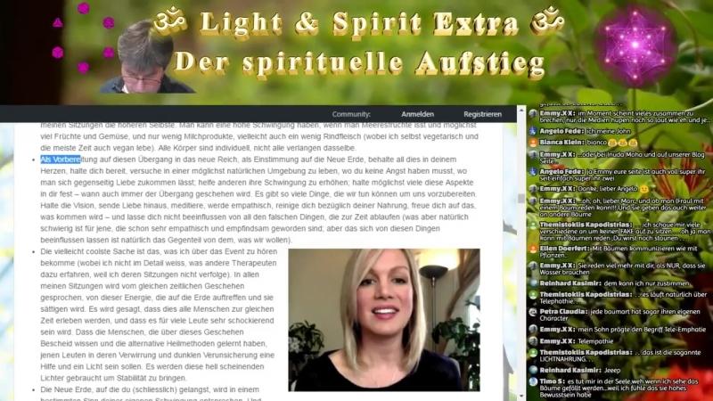💎 Light Spirit Extra - Der spirituelle Aufstieg