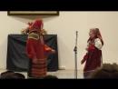 Концерт в ДМШ им. Гайдна. Дуэт Горева Анастасия и Максимова Варвара