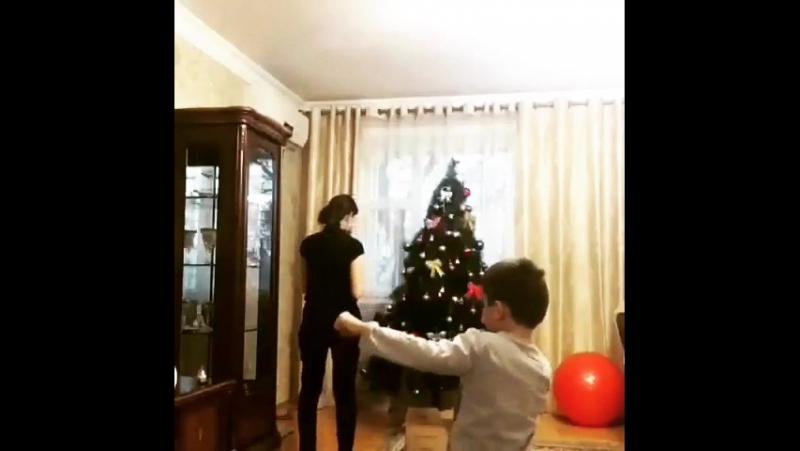 Украшаем елку