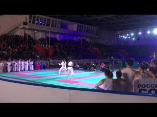 Показательные выступления ЛСК РБ на открытии I Евразийских игр по боевых искусствам в Уфе