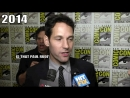 Paul Rudd never forgets