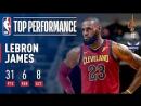LeBron James Scoars For 31 As Cavs Win 3rd Straight  November 15, 2017