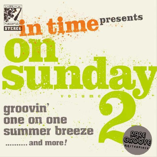In Time альбом On Sunday Vol.2