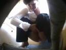 скрытая камера в туалете поезда