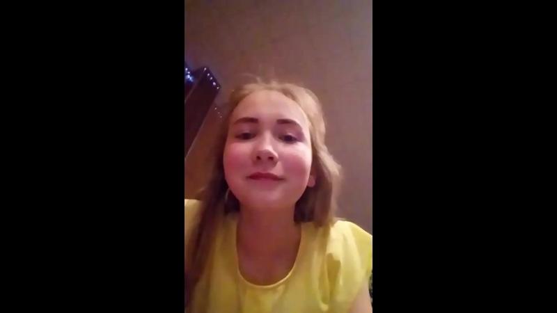 Оля Напольских Live