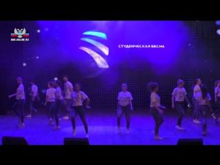 В Республике прошел гала-концерт Фестиваля Студенческая весна Донбасса