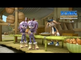 Sonic Boom/Соник Бум - 2 сезон - 13 серия - Злодейские доспехи