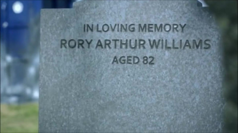 Doctor Who - The Angels take Manhattan - Amy and Rorys death