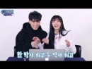 · Show · 180322 · OH MY GIRL (YooA) · Studio Onstyle My Brother's Love ·