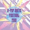 K-POP UNITE FESTIVAL 2019