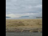 14.12.2017. Фукуока (D-2). Рисунки угрей на песке для Принца~4