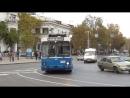 ЮМЗ Т2 №1042 следует по маршруту №12 (площадь Лазарева)