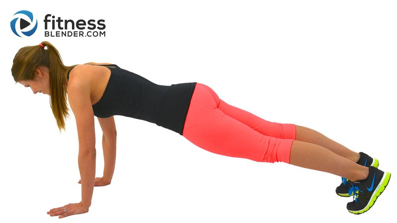 Belly Fat Burner HIIT - High Intensity Interval Training Workout with No Equipment