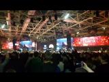 WG Fest 2017 - отрывок из выступления Басты