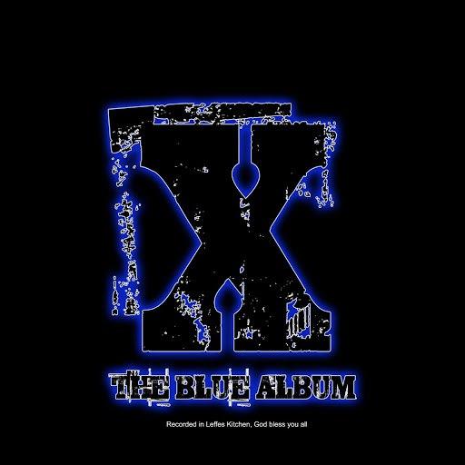 X альбом The Blue Album