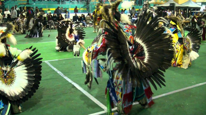 Loon Lake Powwow 2011 Mens Traditional 2nd Song Sunday Night