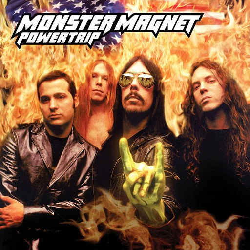 Monster Magnet альбом Powertrip